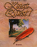 jaquette Mac King s Quest Quest For The Crown Enhanced Edition