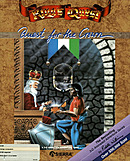 jaquette Amiga King s Quest Quest For The Crown