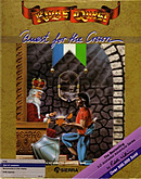 jaquette Atari ST King s Quest Quest For The Crown