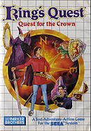 jaquette Master System King s Quest Quest For The Crown