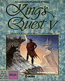 jaquette Amiga King s Quest V Absence Makes The Heart Go Yonder