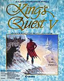 jaquette Mac King s Quest V Absence Makes The Heart Go Yonder