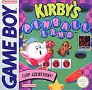 jaquette Gameboy Kirby s Pinball Land