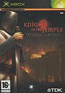jaquette Xbox Knights Of The Temple