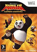 jaquette Wii Kung Fu Panda Guerriers Legendaires