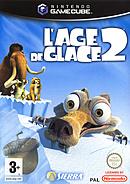 jaquette Gamecube L Age De Glace 2