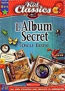 jaquette PC L Album Secret De L Oncle Ernest