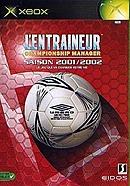 jaquette Xbox L Entraineur Saison 2001 2002