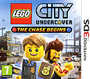 jaquette Nintendo 3DS LEGO City Undercover The Chase Begins