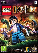 jaquette Mac LEGO Harry Potter Annees 5 A 7