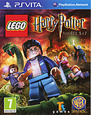 jaquette PS Vita LEGO Harry Potter Annees 5 A 7