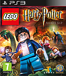 jaquette PlayStation 3 LEGO Harry Potter Annees 5 A 7