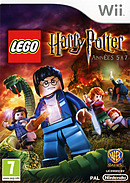 jaquette Wii LEGO Harry Potter Annees 5 A 7