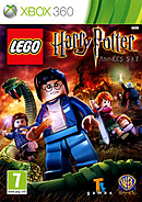 jaquette Xbox 360 LEGO Harry Potter Annees 5 A 7