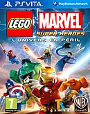 jaquette PS Vita LEGO Marvel Super Heroes L Univers En Peril