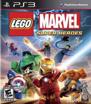 jaquette PlayStation 3 LEGO Marvel Super Heroes L Univers En Peril