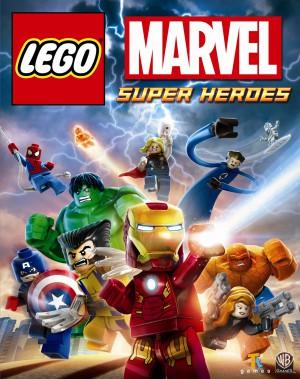 jaquette Wii U LEGO Marvel Super Heroes L Univers En Peril