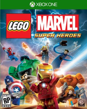 jaquette Xbox One LEGO Marvel Super Heroes L Univers En Peril