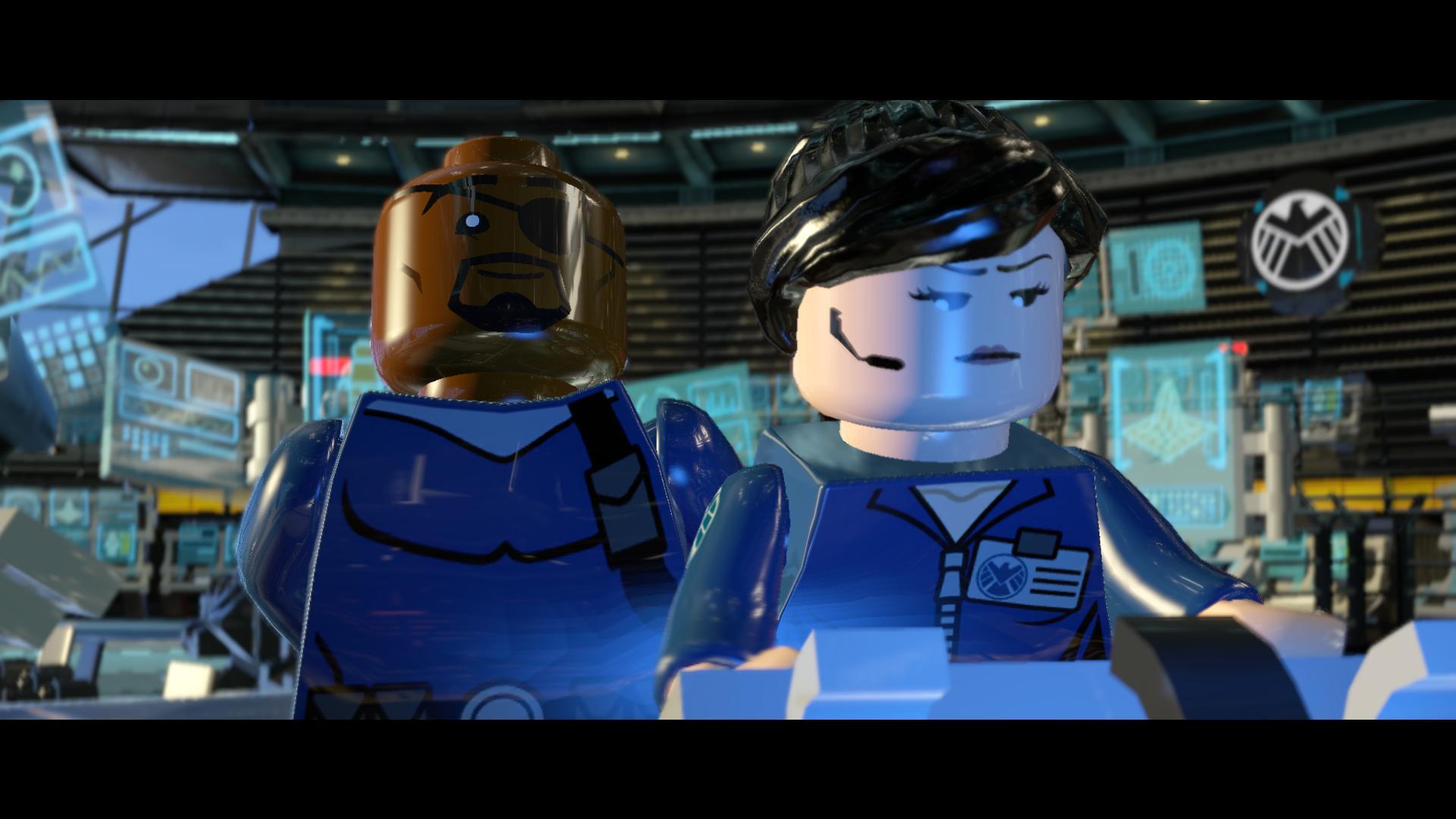 Voir toutes les images de LEGO Marvel Super Heroes