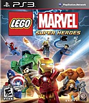 jaquette PlayStation 3 LEGO Marvel Super Heroes