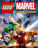 jaquette PlayStation 4 LEGO Marvel Super Heroes