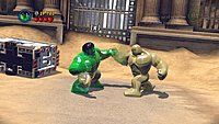 LEGO Marvel Super Heroes screenshots 7