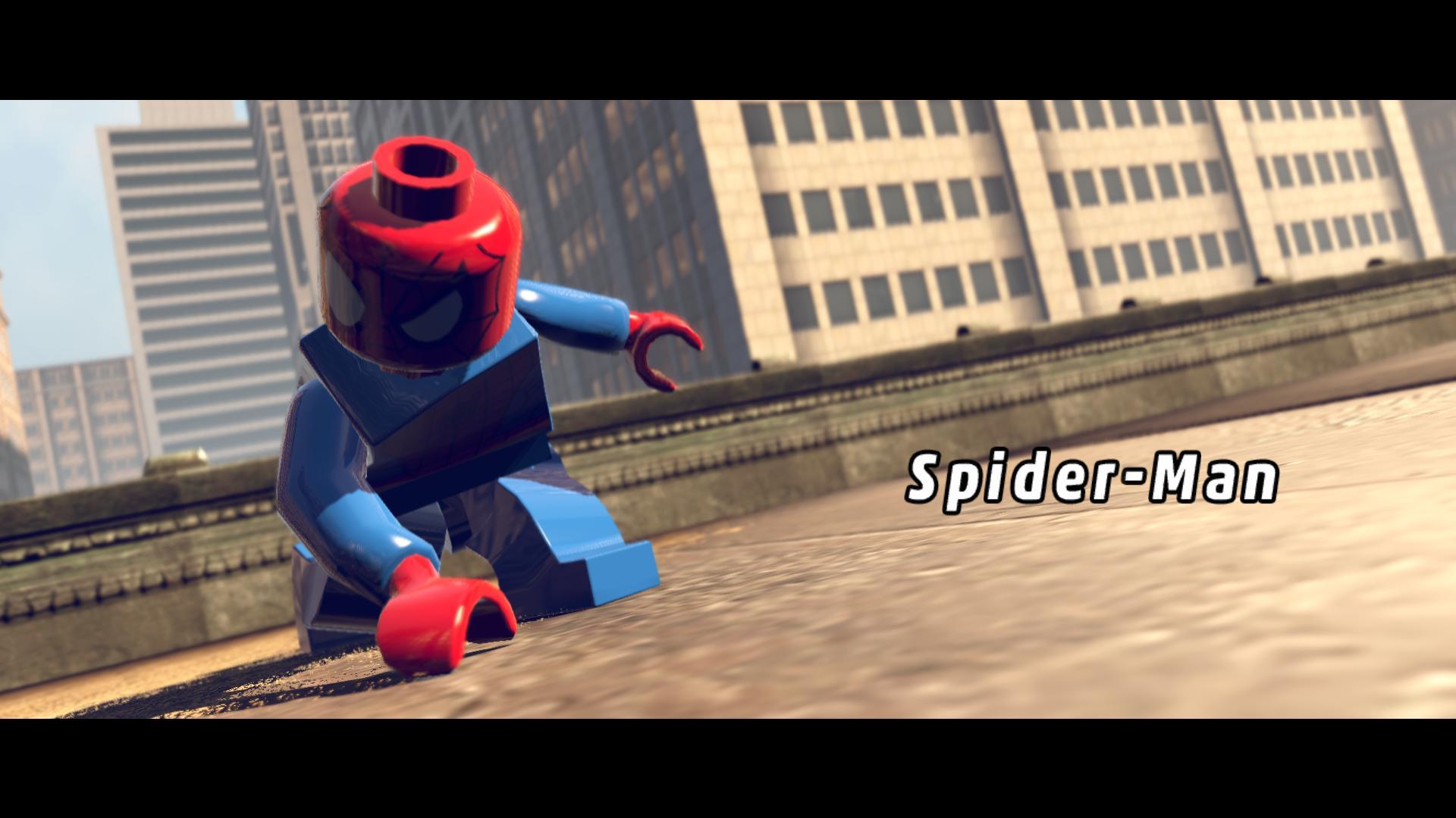 Wallpapers Fond D Ecran Pour Lego Marvel Super Heroes Pc