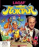 jaquette Amstrad CPC Lagaf Les Aventures De Moktar