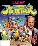 jaquette Atari ST Lagaf Les Aventures De Moktar