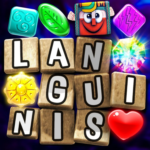 jaquette iOS Languinis Match And Spell