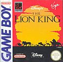 jaquette Gameboy Le Roi Lion