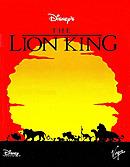 jaquette PC Le Roi Lion