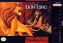 jaquette Super Nintendo Le Roi Lion