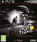 jaquette PlayStation 3 Le Tour De France 2013 100eme Edition