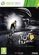 jaquette Xbox 360 Le Tour De France 2013 100eme Edition