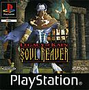 jaquette PlayStation 1 Legacy Of Kain Soul Reaver