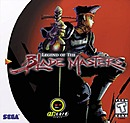 jaquette Dreamcast Legend Of The Blade Masters