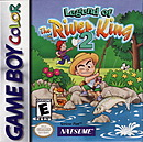 jaquette Gameboy Legend Of The River King 2