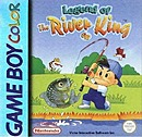 jaquette Gameboy Legend Of The River King