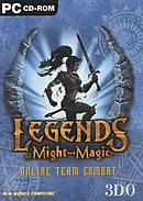 jaquette PC Legends Of Might And Magic
