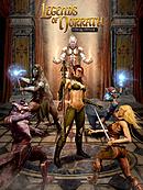 jaquette PC Legends Of Norrath Inquisitor