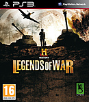 jaquette PlayStation 3 Legends Of War Patton s Campaign
