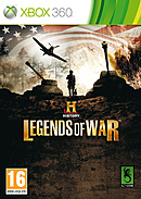 jaquette Xbox 360 Legends Of War Patton s Campaign