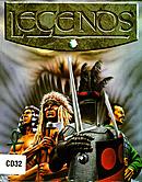 jaquette Amiga Legends