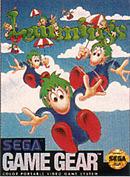 jaquette Game Gear Lemmings