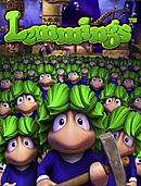 jaquette PS Vita Lemmings