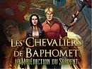 jaquette Mac Les Chevaliers De Baphomet La Malediction Du Serpent Episode 1
