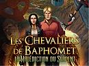 jaquette PS Vita Les Chevaliers De Baphomet La Malediction Du Serpent Episode 1