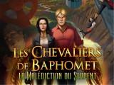 jaquette PS Vita Les Chevaliers De Baphomet La Malediction Du Serpent Episode 2