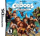 jaquette Nintendo DS Les Croods Fete Prehistorique